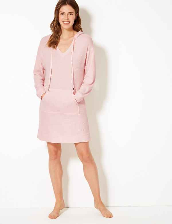 4ed1ad78aa Ladies Nightdresses | Short & Long Cotton Nightdress & Nighties | M&S