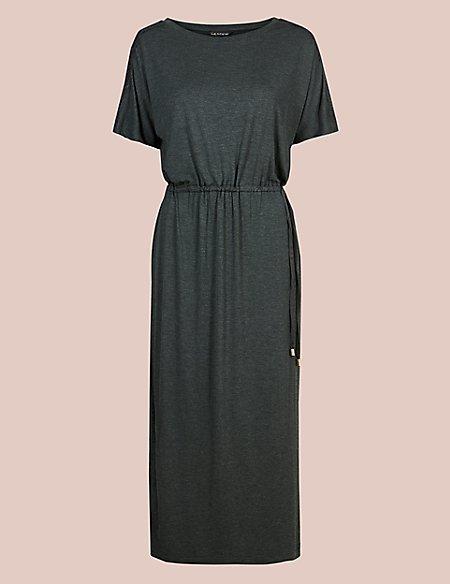 Marl Short Sleeve Nightdress