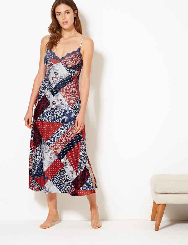 c63ea8fdf6e8e New In Nightwear | New In Ladies Pyjamas | M&S