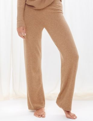 Pure Cashmere Lounge Pyjama Bottoms