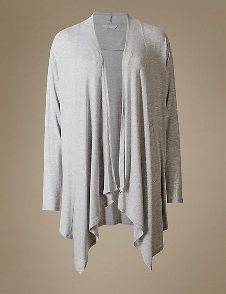 Waterfall Wrap Dressing Gown