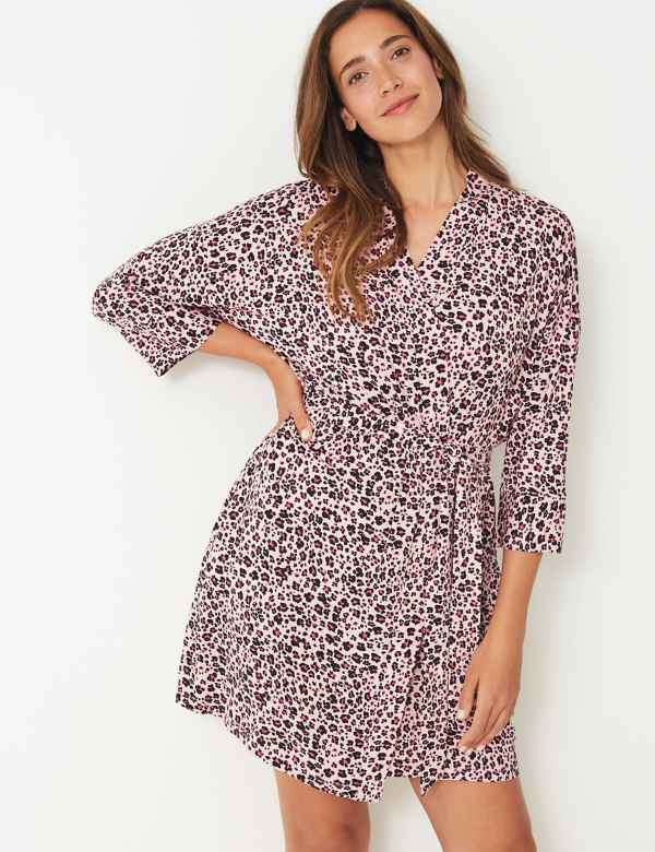 Animal Short Dressing Gown 68f3dbfb8
