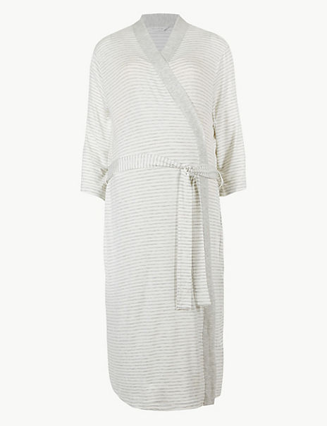 8c6e49332a Product images. Skip Carousel. Maternity Wrap Dressing Gown