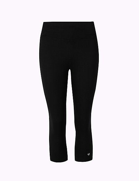 Quick Dry Performance Cropped Leggings