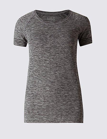 Santoni Seamfree Short Sleeve Top