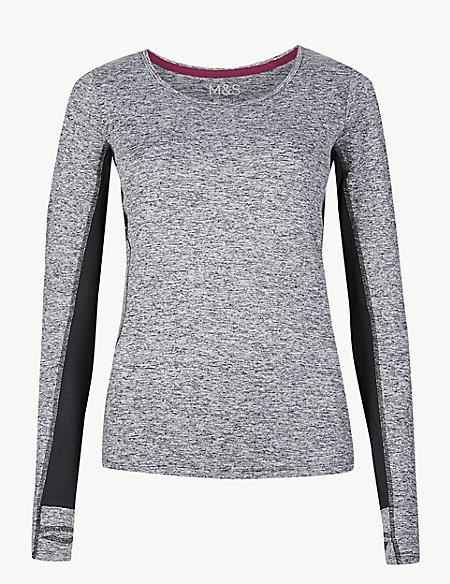 Jaspe Quick Dry Long Sleeve Top