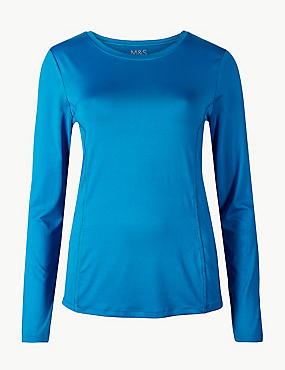 Quick Dry Long Sleeve Top