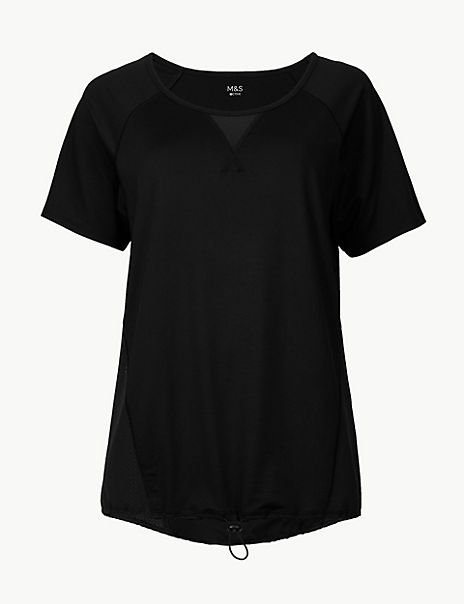 Quick Dry Short Sleeve Top