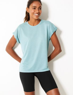 Quick Dry Short Sleeve Sport Top