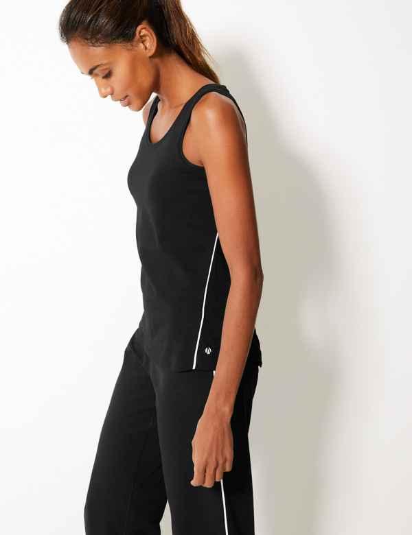80f06636aeab0 Active Performance Cotton Vest
