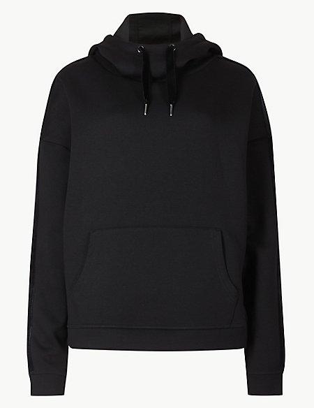Long Sleeve Hooded Top