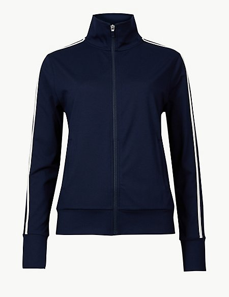 Quick Dry Long Sleeve Jacket