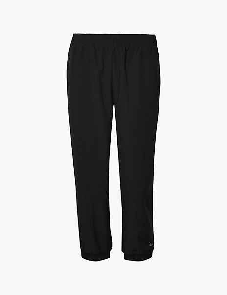Quick Dry Cropped Joggers