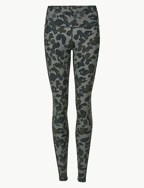 Perfect Blackout Animal Print Leggings