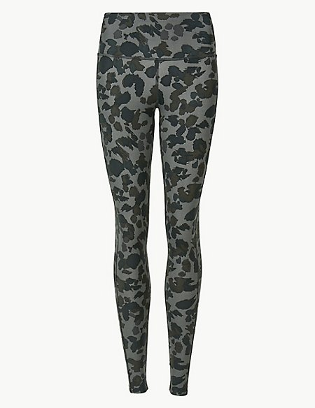 Perfect Blackout Animal Print Leggings