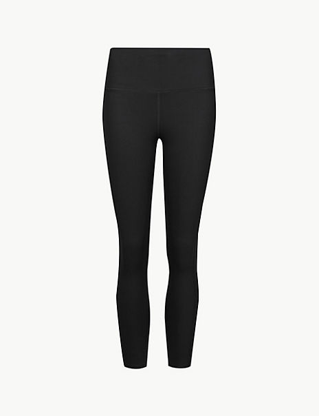 Perfect Blackout Cropped Leggings