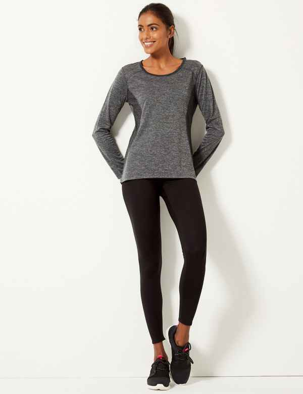 9c33ec29c7787 Womens Sports Leggings | M&S