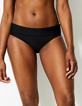 Roll Top Hipster Bikini Bottoms ... 5b3b2dff2b