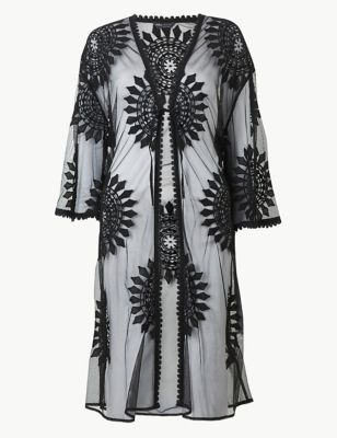 6775922b10 Womens Beach Cover Ups & Kaftans | Ladies Harem Trousers | M&S