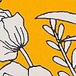 Miami-bikinibroekje met bloemenprint, GEEL MIX, swatch