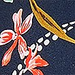 Printed Bandeau Bikini Top, NAVY MIX, swatch