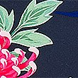 Floral PrintHipster Bikini Bottoms, NAVY MIX, swatch