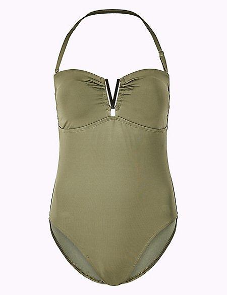 Secret Slimming™ Bandeau Swimsuit