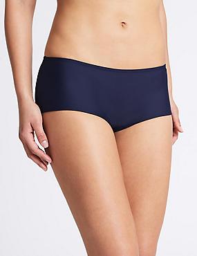 Boy Shorts Style Bikini Bottoms
