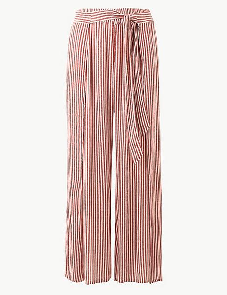 Striped Beach Trousers