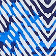 Secret Slimming™ Printed Bandeau Swimsuit, BLUE MIX, swatch