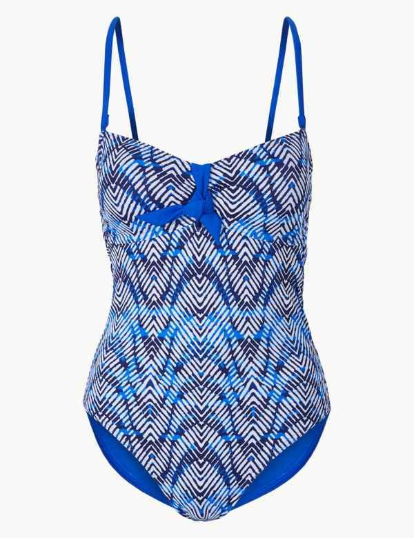 15fa1db82c Tummy Control Swimwear | Womens Slimming Swimsuits | M&S