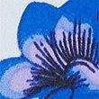 Floral Print Scoop Neck Tankini Top, CREAM MIX, swatch