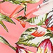 Secret Slimming™ Floral Print Bandeau Swimsuit , CORAL MIX, swatch