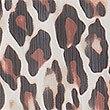 Leopard Print Maxi Waisted Beach Dress , CREAM MIX, swatch
