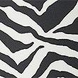 Post Surgery Zebra Print High Neck Swimsuit, BLACK MIX, swatch