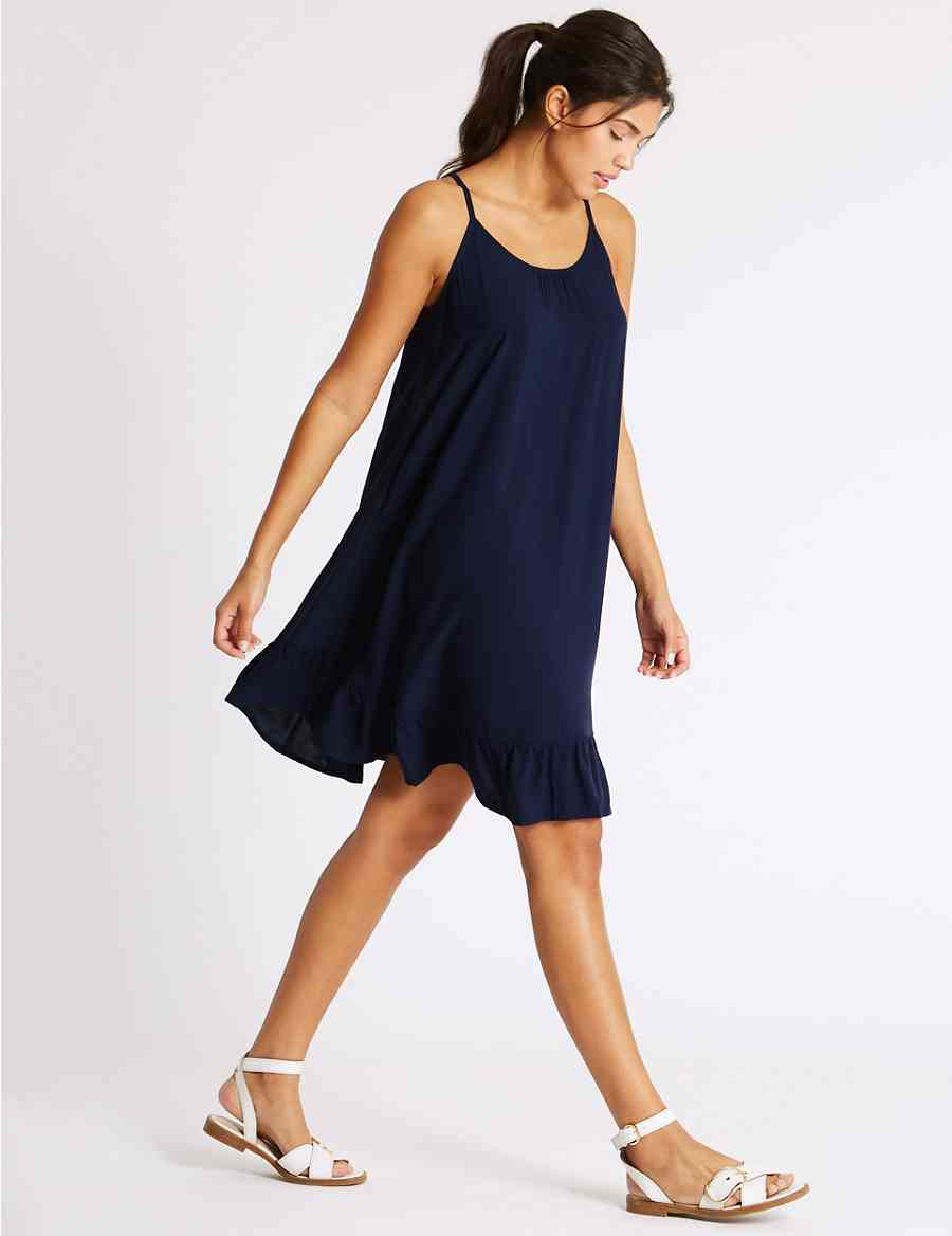 aacca1c4d42a Strappy Beach Dress