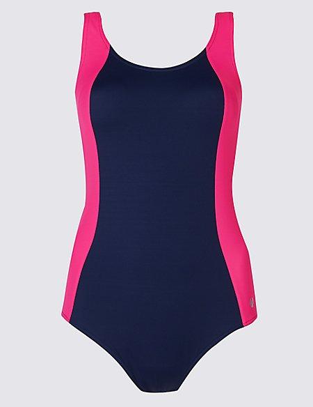 Secret Slimming™ Colour Block Swimsuit