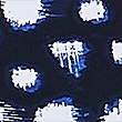 Printed Roll Top Bikini Bottoms , NAVY MIX, swatch