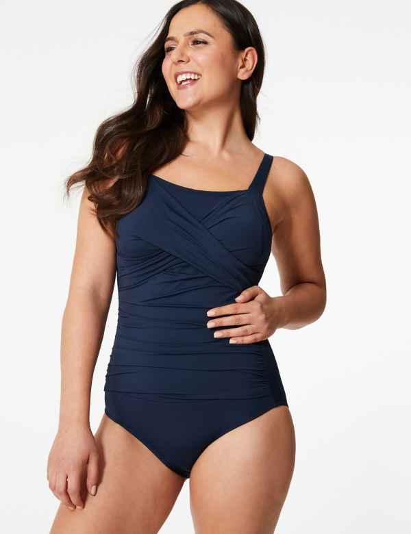 13b692166e Post Surgery Secret Slimming™ Bandeau Swimsuit