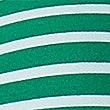 Striped Plunge Bikini Top, GREEN MIX, swatch
