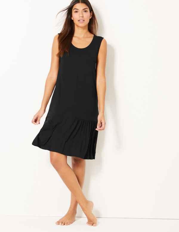 Pleated Beach Dress 24c996a9d