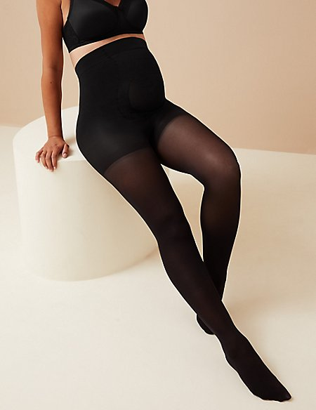 Maternity 40 Denier Body Sensor™ Tights