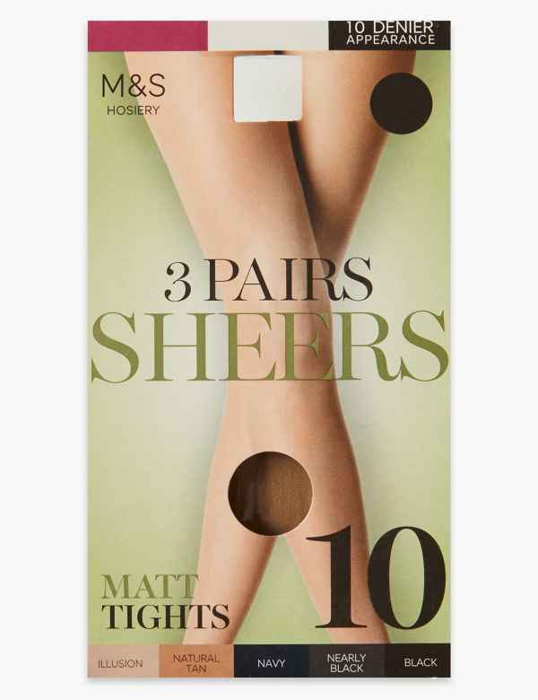 d2904636734 Multipack Tights & Stockings | Assorted Tights | M&S