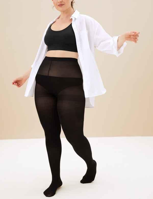 Brown Tights Tan Dark Tan Stockings For Women Ms