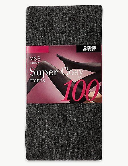 100 Denier Supersoft Tights