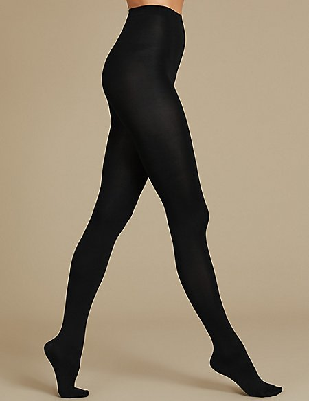 4 Pair Pack Body Sensor™ Opaque Tights
