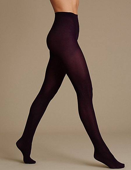 60 Denier Tweed Marl Opaque Tights
