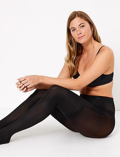 2 Pair Pack 60 Denier Magicwear™ Shaping Tights
