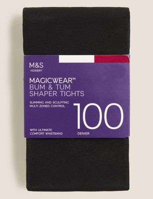 100 Denier Magicwear™ Shaper Tights by Marks & Spencer