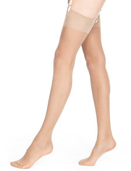 15 Denier Medium Support Stockings